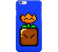 Super Mario fire flower iPhone Case/Skin