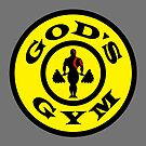 God&#x27;s Gym (God of War) by huckblade