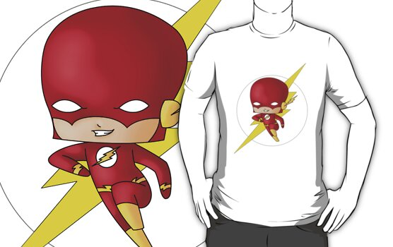 Chibi Flash alt by artwaste