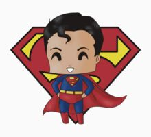 Chibi Superman alt by artwaste