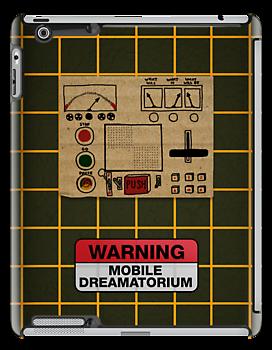 Mobile Dreamatorium Control Board (Community) by huckblade