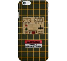 Mobile Dreamatorium Control Board (Community) iPhone Case/Skin
