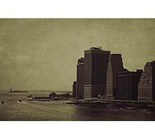 Liberty Scale Photographic Print