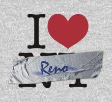 I ♥ N̶Y̶ [Reno] by Steve Hryniuk