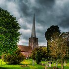 St. Peter's Church, Peterchurch, Herefordshire, UK 01 by gardencottage