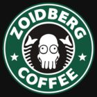 Zoidberg Coffee by Mike Taylor