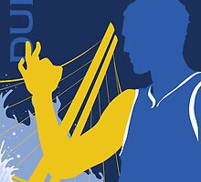 """Golden State Warriors """"Dubs"""" Klay Thompson Poster by jrouye"""
