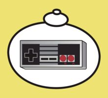 RETRO GAME CONTROLLER by Bubble-Tees.com by Bubble-Tees