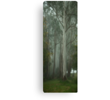 Giants  (Vertical Panoramic) - Mount Wilson NSW - The HDR Experience  Canvas Print