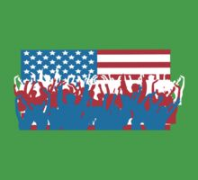 4th July Flag Celebrations Kids Clothes