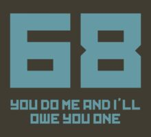 Let's 68! by CarbonClothing