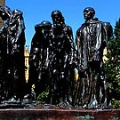 The Burghers of Calais by Avril Harris