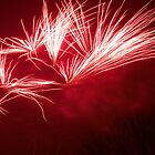 Fireworks red by Jamie Parker