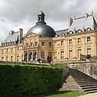 Vaux-le-Vicomte Chateau France by anfa77