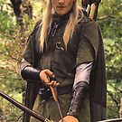 Legolas (iPad/iPhone/iPod) by aforceofnature