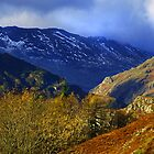 Langdale Valley, above Elterwater village by rennaisance
