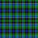 02334 King County, Washington District Tartan Fabric Print Iphone Case by Detnecs2013