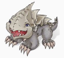 Baby Bulette / Land Shark by blackgoat
