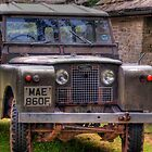 Land Rover 02 by gardencottage
