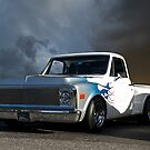 1980 Chevy Custom Stepside Pick-Up by DaveKoontz