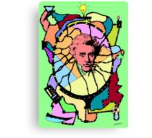 Soren Kierkegaard Canvas Print