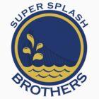 Super Splash Brothers by pg-flow