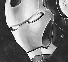 iron man by dollface87