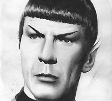 spock by dollface87