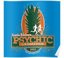 Psychic 1/4 Marathon Poster