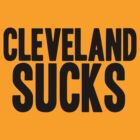 Cincinnati Bengals - Cleveland Sucks by MOHAWK99