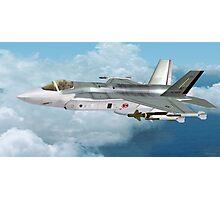 Lockheed Martin F-35 Lightning  Photographic Print