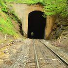 train tunnel by jaymeb21