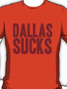 Washington Redskins - Dallas sucks - red T-Shirt