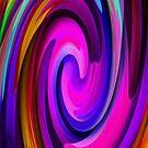 Colour Me A Rainbow 2 by Robert Burns