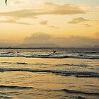 Byron Bay Kitesurfer by Emily McAuliffe