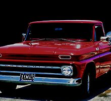 1965 Chevy Pick-Up by Carla Jensen