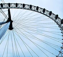 The London Eye by Emily McAuliffe