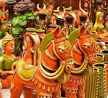 Art in Terracotta  by redscorpion
