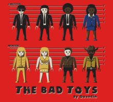 The bad toys by theduc