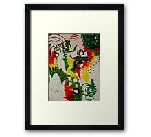 What you see in me III Framed Print