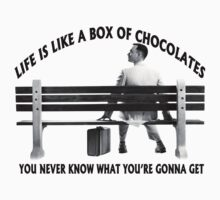 Life is like a box of chocolates by BungleThreads