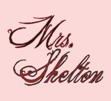 Mrs. Blake Shelton by sweetsisters