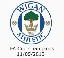 Wigan FA Cup Champions by TOH5