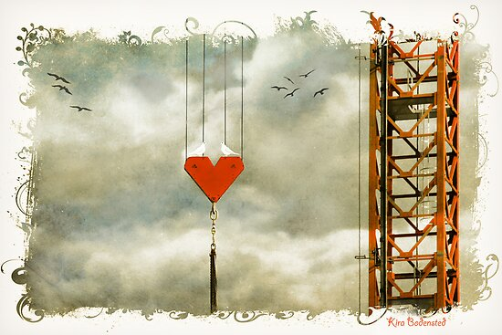 Love on the line by © Kira Bodensted