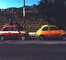 Fiat & Abarth 500s by Arran Cross