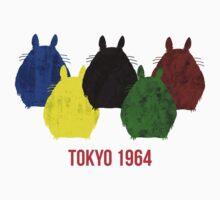 Totoro 1964 by Oskar Strom