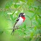Happy Mothers Day Card by imagetj