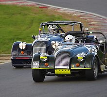 750 MC - Morgan Aero Racing - #29 Keith Ahlers #55 Kathleen Sherry by motapics
