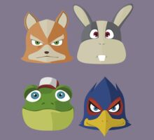 Team StarFox by Lisa Fieldsend