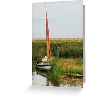 Backwater Greeting Card